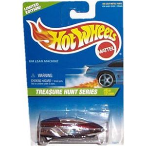 1997 Limited Edition Treasure Hunt Series  GM Lean Machine
