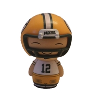 Funko NFL Mini Dorbz - Green Bay Packers - Aaron Rodgers