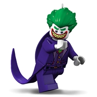 "Hallmark Keepsake Ornament- 2018- The Joker "" The Lego Batman Movie"""