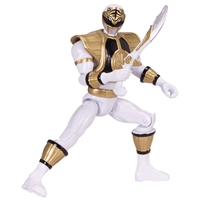 Mighty Morphin Power Rangers - Legacy Series - White Ranger Version 2