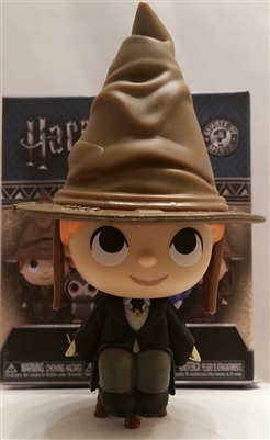 Funko Mini Mystery - Harry Potter Series 2 - Ron w/ Sorting Hat (1/6)