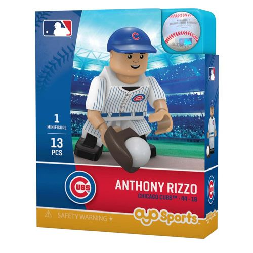 MLB G5 Chicago Cubs - Anthony Rizzo
