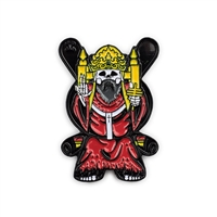 Kidrobot -Arcane Divination Tarot Enamel Pin Series - The Hierophant
