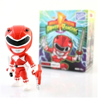 Power Rangers Mighty Morphin Series 1 - Red Ranger  - 2/16