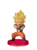 Banpresto Dragon Ball Z Wcf Battle Volume 4 -Super Saiyan Goku Figure