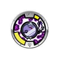 Yo-Kai Watch - Series 3 Medal - Mircle (1/24)