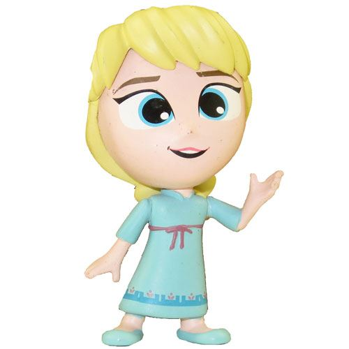 Funko- Mystery Mini- Disney Frozen - Young Elsa Making Snowball (1/12)