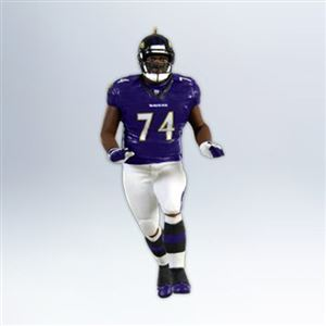 2012 - Michael Oher Football Legends - #18 in Series