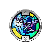 Yo-Kai Watch - Series 3 Medal - Elloo (1/24)