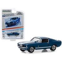 Greenlight 30067 1967 Ford Mustang Shelby GT500 Car - United States Postal Service Stamps