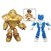 Marvel Minimates - Most Wanted - Blizzard (Donald Gill) & Mandroid