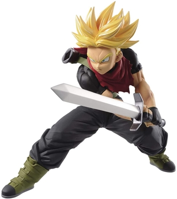 Banpresto Dragon Ball Heroes Transcendence Art V5 SS Trunks