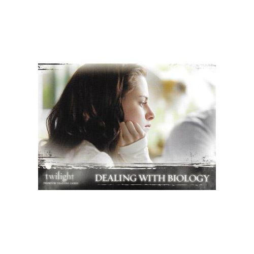 Twilight Premium Trading Cards - Card #31 - Dealing with Biology