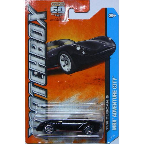 Matchbox Adventure City - TVR Tuscan S  (62/120)