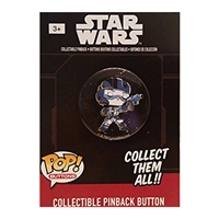 Funko POP! Buttons - Star Wars Episode 7 - Poe Dameron