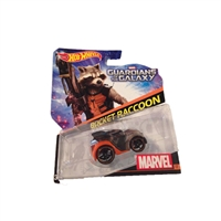 Hot Wheels- Marvel Guardians of the Galaxy - Rocket Raccoon #12