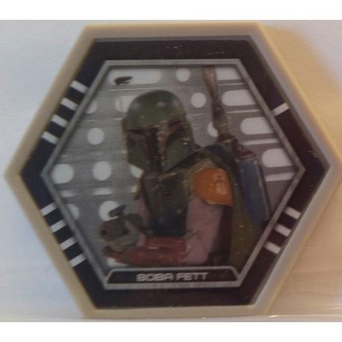 Star Wars Galactic Connexions - Boba Fett - Gray/Standard - Common