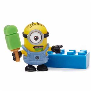 Buildable Minions Blind Packs Series V - Ice Cream - Common