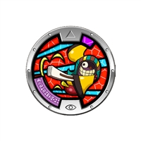 Yo-Kai Watch - Series 3 Medal - Lamedian (1/24)