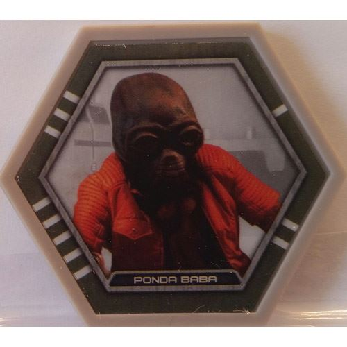 Star Wars Galactic Connexions - Ponda Baba - Gray/Standard - Common