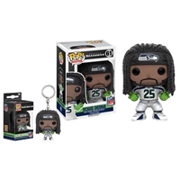 Funko Pop! NFL Gift Set - Seattle Seahawks - Richard Sherman