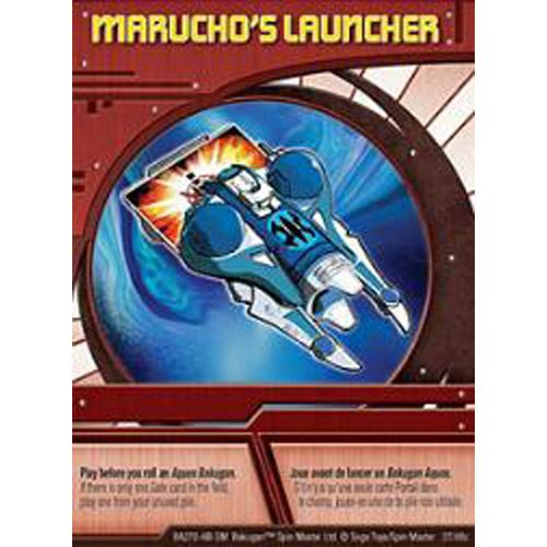 Ability Card - Marucho's Launcher