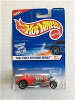 Hot Wheels 1997 First Editions - Saltflat Racer