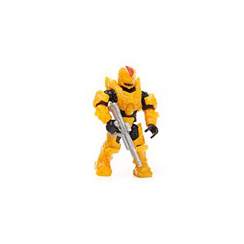 Mega Bloks Halo Delta Series - Gold Protector Spartan - Common