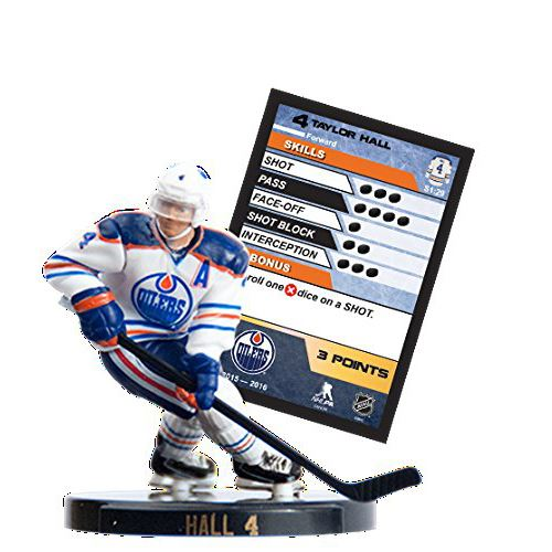 "2015 NHL 2.5"" Figure - Taylor Hall - Edmonton Oilers - (Common)"