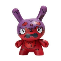 Kidrobot Scared Silly Dunny Series - G.M.D. (Varient)