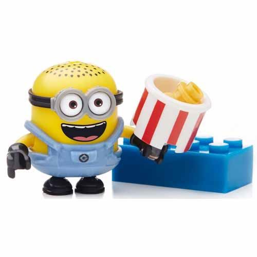 Buildable Minions Blind Packs Series V - Popcorn - Common