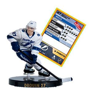 "2016 NHL 2.5"" Figure - Jonathan Drouin - Tampa Bay Lightning (Common)"