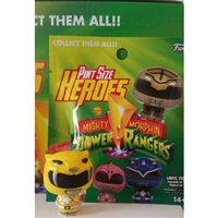 Funko Power Rangers Pint Size Heroes - Yellow Ranger