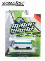 Greenlight - Motor World Series 10 - Volkswagen Panel Van