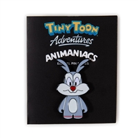 Kidrobot Tiny Toon & Animaniacs Enamel Pin Collection - Calamity Coyote