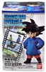Bandai Shokugan Dragon Ball ADVERGE 9 5. Gokou Snowsuit Version