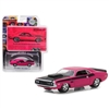 "Greenlight Hobby Edition - BF Goodrich Vintage Ad Cars - 1970 Dodge Challenger - ""The only name tattooed on more muscle is Mom:"