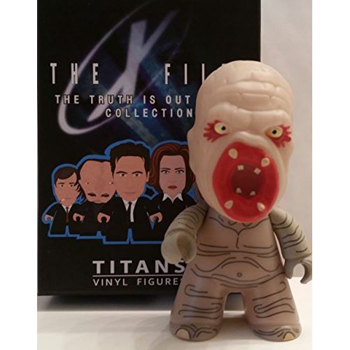Titans- The X-Files - The Truth is Out There Collection Mini-Figure - The Flukeman