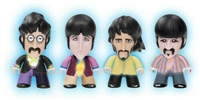 Titans Vinyl Figures - Beatles GID Fab Four Pack