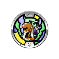 Yo-Kai Watch Series 4 Medal - N'More