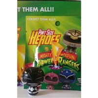 Funko Power Rangers Pint Size Heroes - Black Ranger