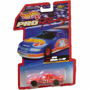 1997 Edition Team Hot Wheels Pro Racing - Michael Waltrip Citgo #21