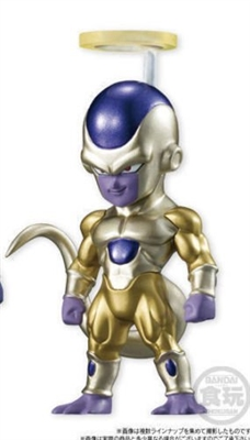 Bandai Dragon Ball Adverge Series 4 - Golden Frieza