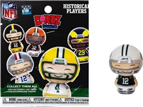 Funko NFL Mini Dorbz Historical Player Series - New York Jets - Joe Namath