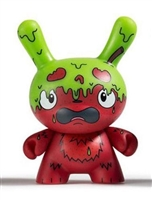 Kidrobot Scared Silly Dunny Series - G.M.D.