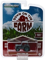 Greenlight Down on the Farm Series 2-1949 Ford 8N W/Cab