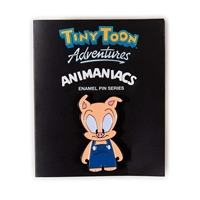 Kidrobot Tiny Toon & Animaniacs Enamel Pin Collection - Hamton Pig