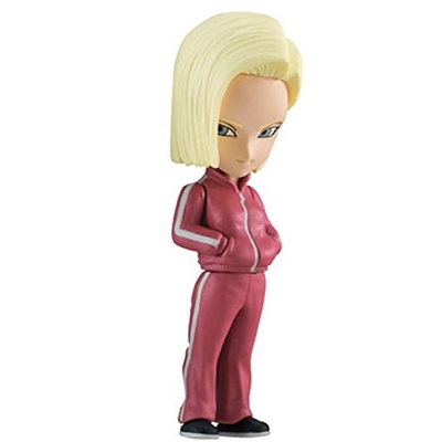 Dragon Ball Adverge 7 - Android 18