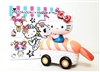 Tokidoki x Hello Kitty Series 2 Vinyl Figure - Sushi Car