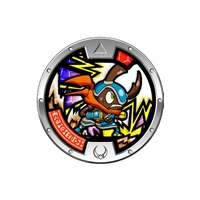 Yo-Kai Watch Series 4 Medal - Beetler